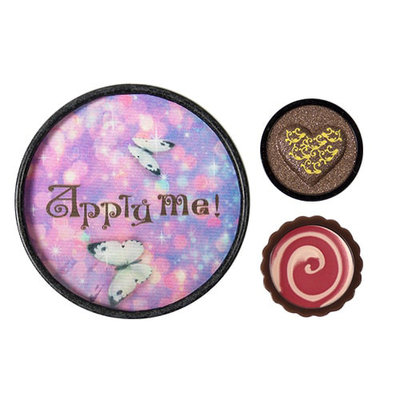 Anna Sui Limited Edition Eye And Lip Colour Collection - 01 Dark Chocolate