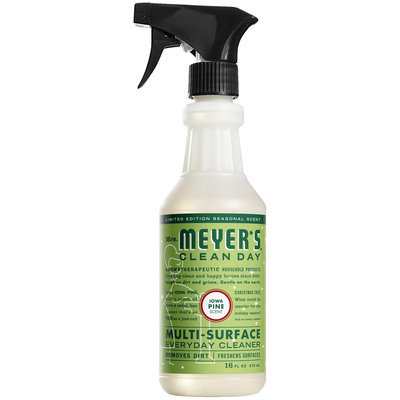 Mrs. Meyers Mrs. Meyer's - Clean Day Multi-Surface Everyday Cleaner Iowa Pine - 16 oz. Formerly Countertop Spray