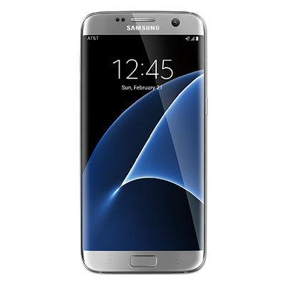Samsung - Galaxy S7 Edge 32GB - Black Onyx (sprint)