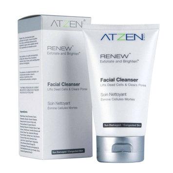 ATZEN RENEW Exfoliate and Brighten Facial Cleanser (90 ml / 3.0 fl oz)
