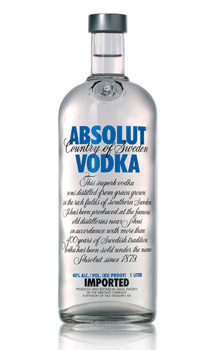 Absolut Vodka Original