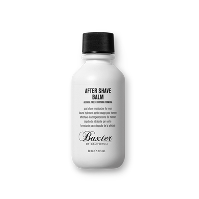 Baxter of California After Shave Balm Travel Size