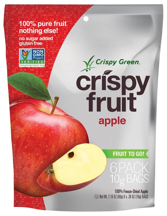 fruit and apple crisp