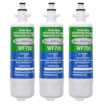 Aqua Fresh Replacement Water Filter for LG LFXS32726S Refrigerators (3 Pack)
