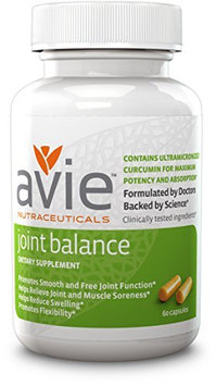 Safe Catch Avie Nutraceuticals Joint Balance - 60 Capsules
