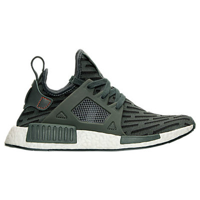 Adidas Women's NMD XR1 Primeknit Casual Shoes, Green