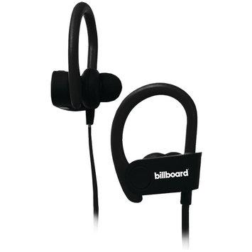 Billboard BB896 Bluetooth(R) Earhook Headset with Microphone (Black)