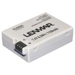Lenmar Dlz302C Canon Lp-E8 Digital Camera Replacement Battery