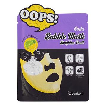 Berrisom Brighten Fruit Soda Bubble Mask