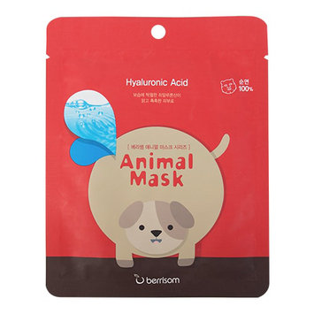 Berrisom Dog Animal Sheet Mask
