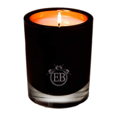 Eb Florals Rose & Amber Candle/8 oz.