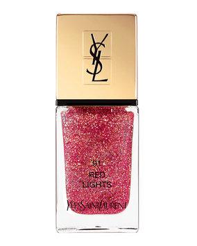 Yves Saint Laurent Dazzling Lights La Laque Couture Nail Polish - 92 Red