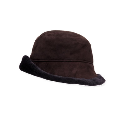 Saks Fifth Avenue Collection Shearling Cloche