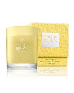 Molton Brown Single Wick Candle - Orange & Bergamot