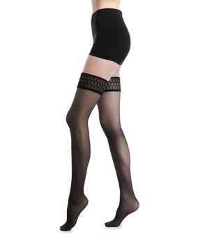 Wolford Courtney Stay-Up - 9180 - M