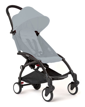 Babyzen YOYO+ Compact Travel Stroller, Black