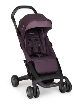 Infant Nuna Pepp(TM) Stroller & Pipa(TM) Car Seat Travel System, Size One Size - Purple