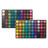 BH Cosmetics Second Edition 120 Color Eyeshadow Palette