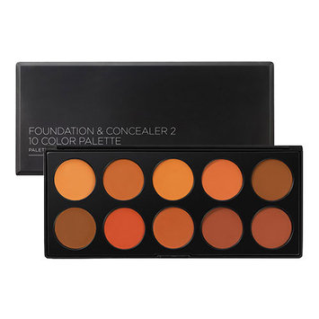 BH Cosmetics Foundation and Concealer Palette - 2