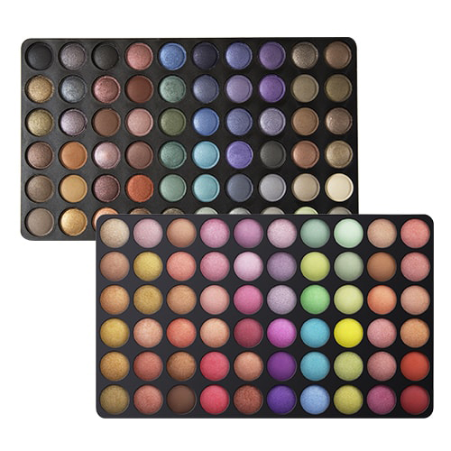 BH Cosmetics Third Edition 120 Color Eyeshadow Palette