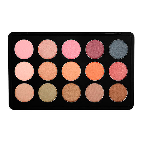 BH Cosmetics Studio Pro Dual Effect Wet Dry Palette