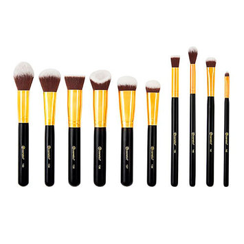 BH Cosmetics Sculpt And Blend 10 Piece Brush Set 3
