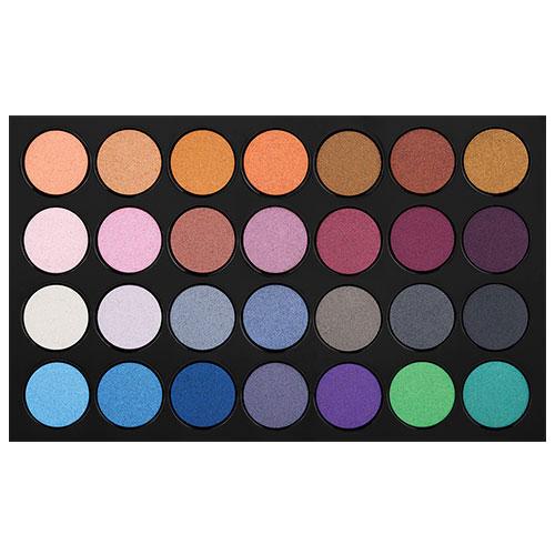 BH Cosmetics Foil Eyes 2 28 Color Eyeshadow Palette