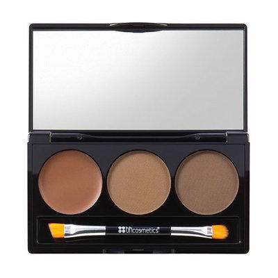 BH Cosmetics Flawless Brow Trio - Light