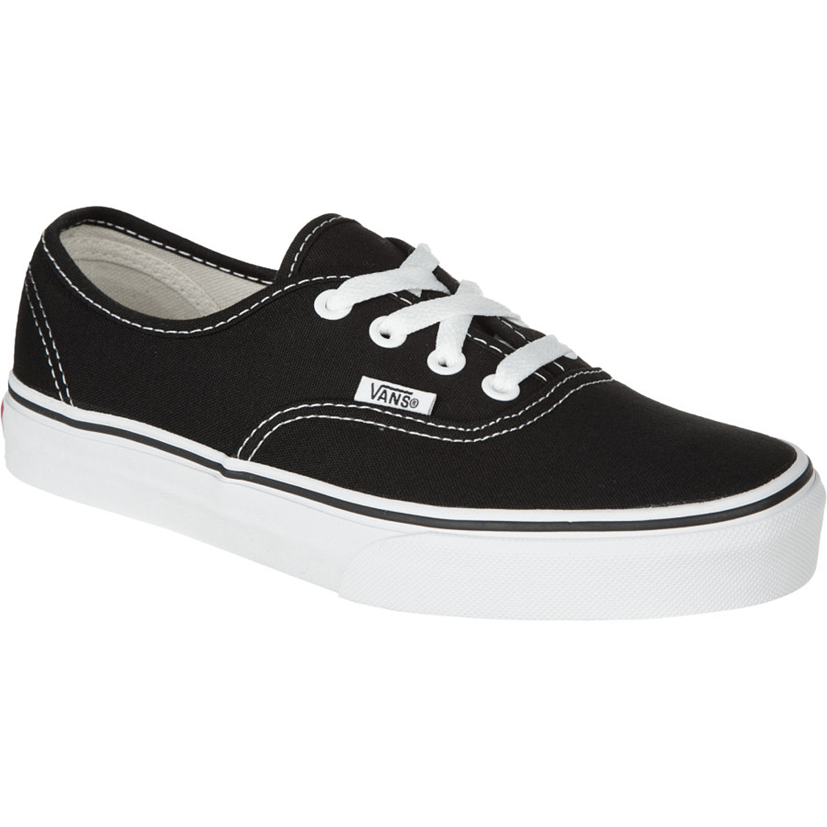 Vans Authentic Core Classic Shoe Black, 7.5