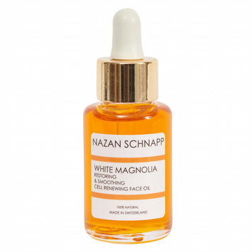 Idil Botanicals White Magnolia Restoring & Smoothing Cell Renewing Face Oil