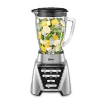 Oster Pro 1200 Plus Smoothie Cup - Brushed Nickel