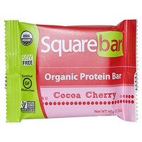 Squarebar - Organic Protein Bar Cocoa Cherry - 48 Grams