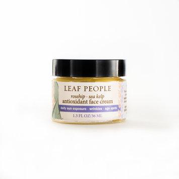 Leaf People Rosehip Sea Kelp Antioxidant Face Cream1.3 oz.