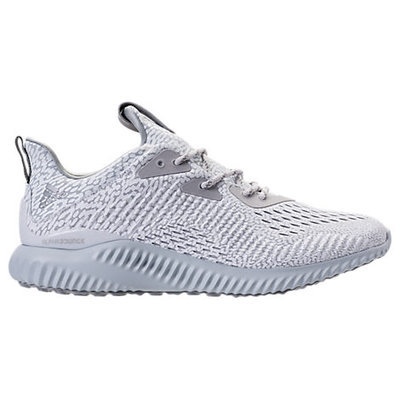 Adidas Men's AlphaBounce EM Running Shoes, White