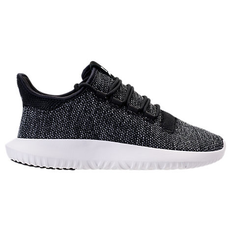 Adidas Boys' Grade School Tubular Shadow Knit Casual Shoes, Boy's, Black