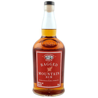 Berkshire Mountain Distillers Ragged Mountain Rum