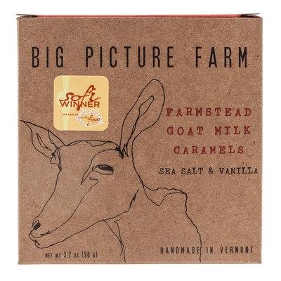 Big Picture Farm Goat Milk Caramels