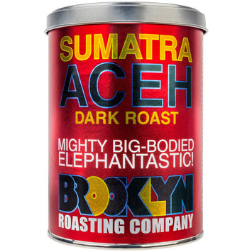 Brooklyn Roasting Company Sumatra Permata Gayo