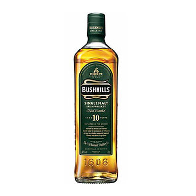 Bushmills 10 Year Old Single Malt Review | Irish Whiskey .Com