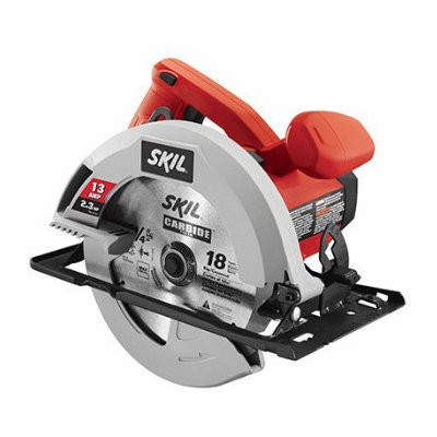 Skil 5080-01 120-Volt 7-1/4-Inch 13-Amp Spindle Lock Entry Level Circular Saw