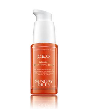 SUNDAY RILEY C.E.O. Vitamin C Brightening Serum