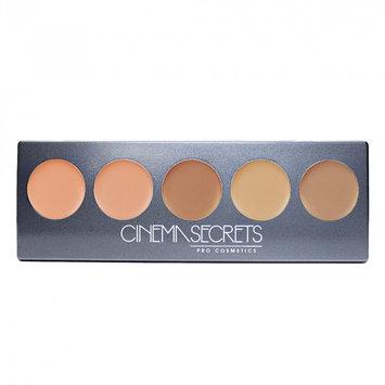 Cinema Secrets Ultimate Corrector 5 in 1 Pro Palette - No.2