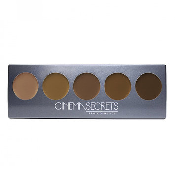 Cinema Secrets Ultimate Foundation 5 in 1 Pro Palette - 100 Series
