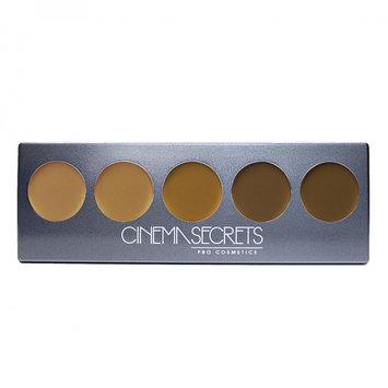 Cinema Secrets Ultimate Foundation 5 in 1 Pro Palette - 200 Series