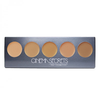 Cinema Secrets Ultimate Foundation 5 in 1 Pro Palette - 300 Series