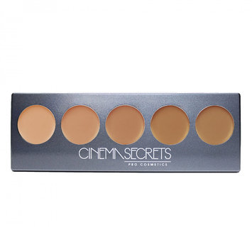 Cinema Secrets Ultimate Foundation 5 in 1 Pro Palette - 400 Series