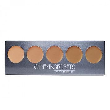 Cinema Secrets Ultimate Foundation 5 in 1 Pro Palette - 400 Series