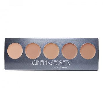 Cinema Secrets Ultimate Foundation 5 in 1 Pro Palette - 500A Series