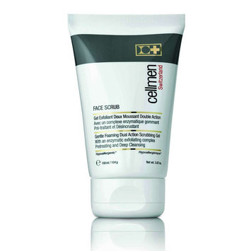 Cellmen Switzerland Face Scrub/3.67 oz.