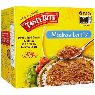 Tasty Bite Madras Lentils - 1 ct.